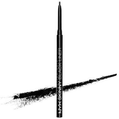 NYX Collection Noir Skinny Black Liner - BEL05 Black