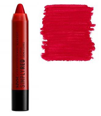 NYX Simply Red Lip Cream - SR03 Candy Apple