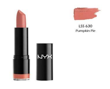 NYX Extra Creamy Round Lipstick Lip Smacking Fun Colors - LSS630 Pumpkin Pie