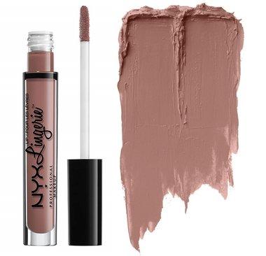 NYX Lip Lingerie Liquid Matte Lipstick - LIPLI15 Bustier