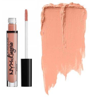 NYX Lip Lingerie Liquid Matte Lipstick - LIPLI16 Cheekies