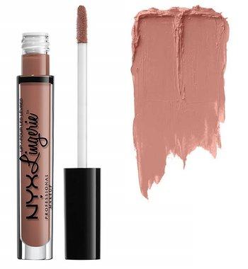 NYX Lip Lingerie Liquid Matte Lipstick - LIPLI18 Cashmere Silk
