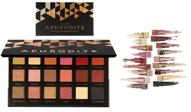 Bad Habit Aphrodite Eyeshadow Palette - 18 Color Eyeshadow Collection
