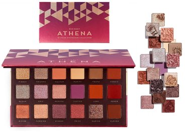 Bad Habit Athena Eyeshadow Palette - 18 Color Eyeshadow Collection