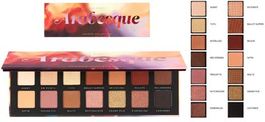Bad Habit Arabesque Eyeshadow Palette  - 14 Color Eyeshadow Collection