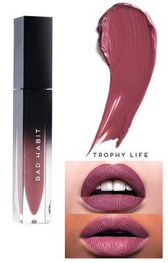 Bad Habit Liquified Matte Lipstick - 04 Trophy Life