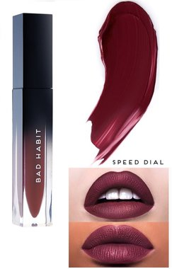 Bad Habit Liquified Matte Lipstick - 05 Speed Dial