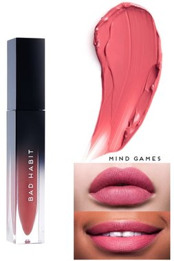 Bad Habit Liquified Matte Lipstick - 06 Mind Games