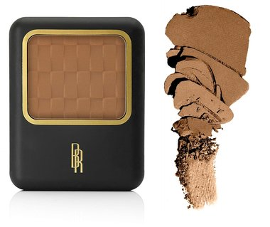 Black Radiance Pressed Powder - Brush & Mirror Included - 8621 Honey Glow