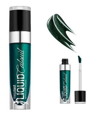 Wet 'n Wild MegaLast Liquid Catsuit Metallic Matte Lipstick - 34960 Siren's Jewel