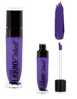 Wet 'n Wild MegaLast Liquid Catsuit Matte Lipstick - 12959 Purple Panic