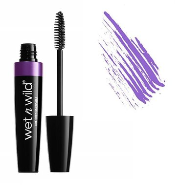 Wet 'n Wild Color Blast Fantasy Makers Color Mascara - 12965 Purple Violet