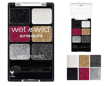 Wet 'n Wild Fantasy Makers Glitter Palette - 12915 Heavy Metals