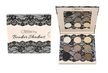 Beauty Creations Boudoir Eyeshadow Palette - 9 Matte & Shimmer Shades - E9BSB