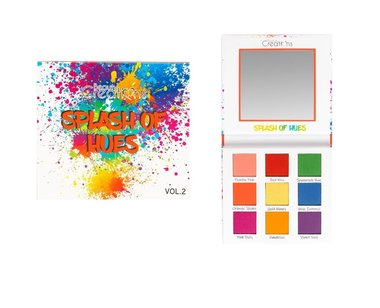 Beauty Creations Splash Of Hues Vol 2 Eyeshadow - EBL9D