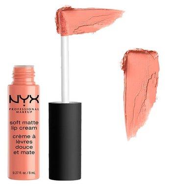 NYX Soft Matte Lip Cream - SMLC12 Buenos Aires