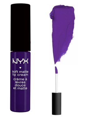 NYX Soft Matte Lip Cream - SMLC26 Havana