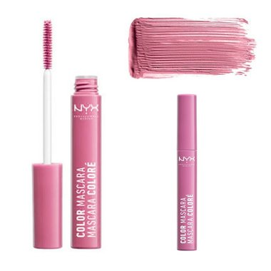 NYX Color Mascara - CM08 Pink Perfect
