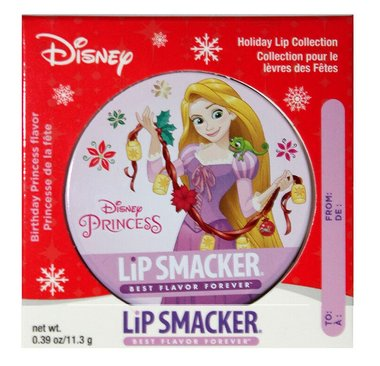 Lip Smacker Disney Princess Holiday Collection - Rapunzel - Birthday Princess Flavor