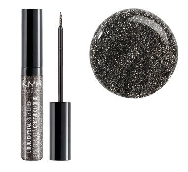 NYX Liquid Crystal Liner - LCL102 Crystal Onyx