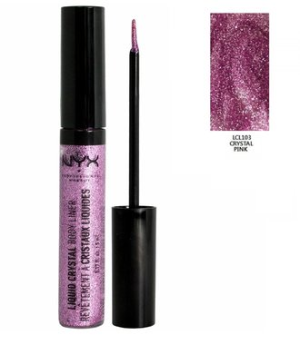 NYX Liquid Crystal Liner - LCL103 Crystal Pink