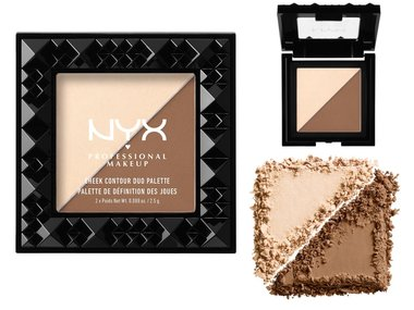 NYX Cheek Contour Duo Palette - CHCD02 Double Date