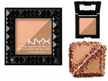 NYX Cheek Contour Duo Palette - CHCD05 Two To Tango
