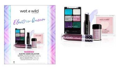 Wet 'n Wild Electric Queen Collection - 5 PC Make-up Set - Geschenkset 97740