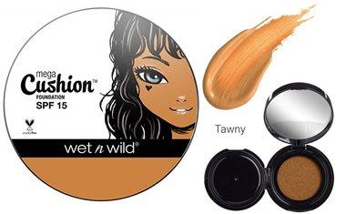 Wet 'n Wild MegaCushion Liquid Foundation SPF15 - 122B Tawny