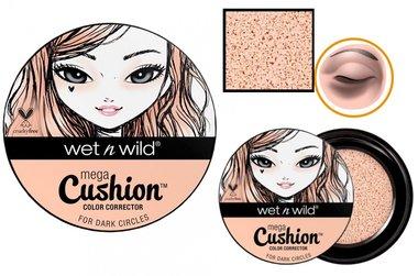 Wet 'n Wild MegaCushion Color Corrector Concealer - 766B Peach - For Dark Circles