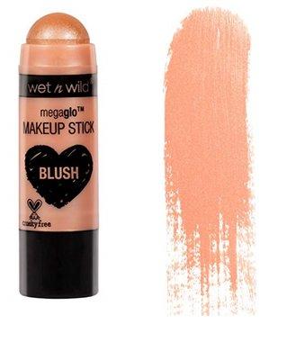 Wet 'n Wild MegaGlo Makeup Stick Blush - 802A Hustle + Glow