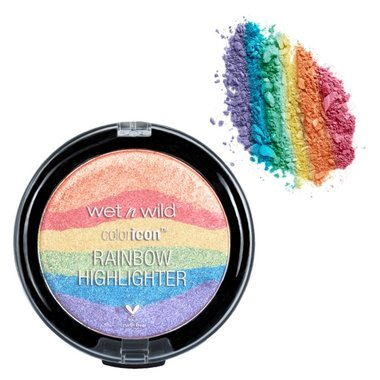 Wet 'n Wild Color Icon Rainbow Highlighter - 13025 Moonstone Mystique