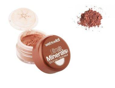 Wet 'n Wild Ultimate Minerals Bronzer - 163A Ginger Glow