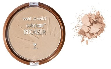 Wet 'n Wild Color Icon Bronzer SPF 15 - 743A Reserve Your Cabana