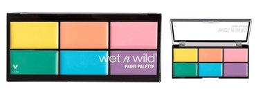 Wet 'n Wild Fantasy Makers Paint Palette - 12911 Pastels