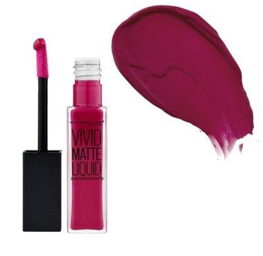 Maybelline Vivid Matte Liquid Lipstick - 40 Berry Boost