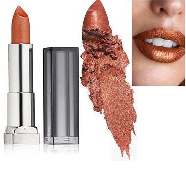 Maybelline Color Sensational Matte Metallic Lipstick - 958 Copper Spark
