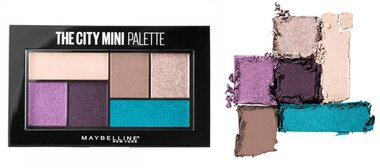 Maybelline The City Mini Eyeshadow Palette - 450 Graffiti Pop