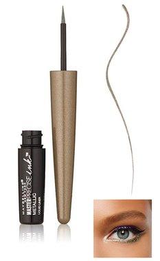 Maybelline Master Precise Ink Metallic Waterproof Liquid Eyeliner - 560 Stellar Sand