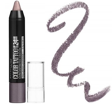 Maybelline Color Tattoo 24HR Concentrated Crayon - 715 Lavish Lavender