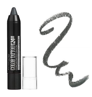 Maybelline Color Tattoo 24HR Concentrated Crayon - 735 Audacious Asphalt