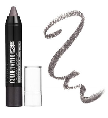 Maybelline Color Tattoo 24HR Concentrated Crayon - 750 Charcoal Chrome
