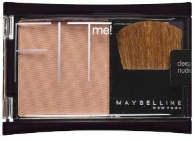 Maybelline Fit Me Blush - Deep Nude