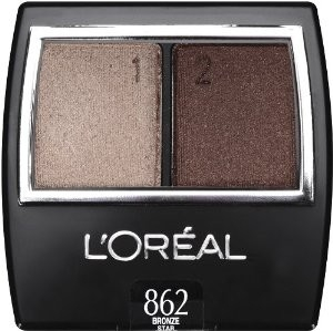 Loreal Wear Infinite Studio Secrets Eye Shadow Duos - 862 Bronze Star