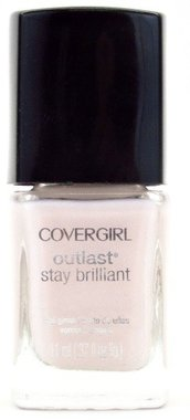 CoverGirl Outlast Stay Brilliant Nail Gloss - 115 Forever Frosted