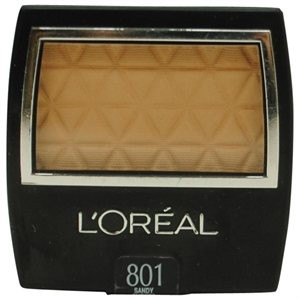 Loreal Wear Infinite Studio Secrets Mono Oogschaduw - 801 Sandy Shores