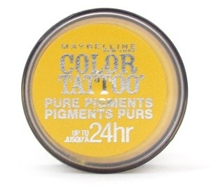 Maybelline Pure Pigments Color Tattoo Oogschaduw - 25 Wild Gold