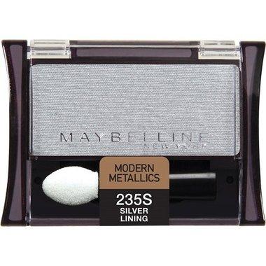Maybelline Expert Wear Eyeshadow Singles Modern Metallics - 235S Silver Lining