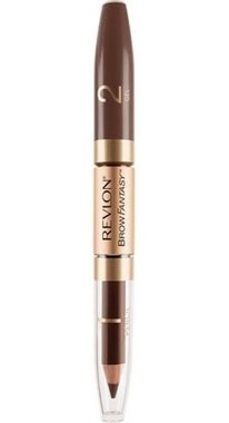 Revlon Brow Fantasy Pencil & Gel - 108 Light Brown