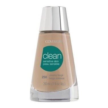 Covergirl Clean Sensitive Skin Foundation - 250 Creamy Beige